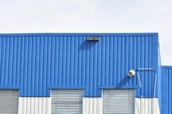Εργοστάσιο από τη Ρουμανία Στοκ φωτογραφία με δικαίωμα ελεύθερης χρήσης