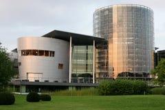 εργοστάσιο αυτοκινήτων Στοκ εικόνα με δικαίωμα ελεύθερης χρήσης