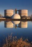 Εργοστάσιο επεξεργασίας νερού Στοκ φωτογραφία με δικαίωμα ελεύθερης χρήσης