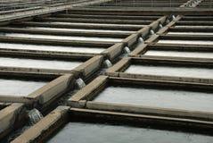 Εργοστάσιο επεξεργασίας νερού Στοκ Εικόνες