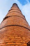 εργοστάσιο καπνοδόχων παλαιό Στοκ εικόνες με δικαίωμα ελεύθερης χρήσης