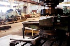 Εργοστάσιο μηχανημάτων εξοπλισμού στοκ φωτογραφία με δικαίωμα ελεύθερης χρήσης