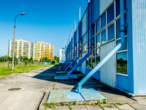 εργοστάσιο μικρό Στοκ εικόνες με δικαίωμα ελεύθερης χρήσης
