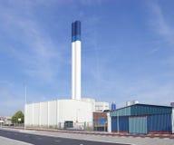 εργοστάσιο μικρό Στοκ φωτογραφία με δικαίωμα ελεύθερης χρήσης
