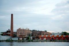 εργοστάσιο παλαιό στοκ φωτογραφίες