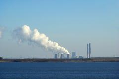 Εργοστάσιο παραγωγής ηλεκτρικού ρεύματος Boxberg 13 Στοκ φωτογραφία με δικαίωμα ελεύθερης χρήσης