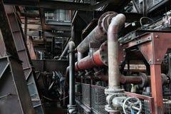 Εργοστάσιο στη Γερμανία στοκ φωτογραφίες με δικαίωμα ελεύθερης χρήσης
