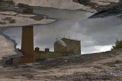 Εργοστάσιο της Μόσχας Στοκ φωτογραφία με δικαίωμα ελεύθερης χρήσης