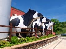 Εργοστάσιο τυριών κομητειών Ashe στοκ φωτογραφίες
