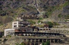 Εργοστάσιο χαλκού Alaverdi σε Alaverdi, Lori, Αρμενία στοκ φωτογραφία με δικαίωμα ελεύθερης χρήσης