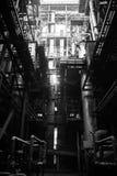 Εργοστάσιο χαλυβουργείων της Κίνας Πεκίνο Shougang Στοκ Φωτογραφίες