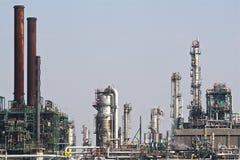 εργοστάσιο χημικής βιομηχανίας Στοκ Εικόνες