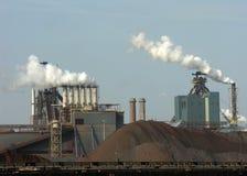 εργοστάσιο Στοκ φωτογραφία με δικαίωμα ελεύθερης χρήσης