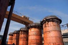 Εργοστάσιο Στοκ εικόνες με δικαίωμα ελεύθερης χρήσης
