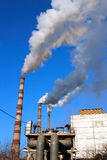 εργοστάσιο Στοκ Φωτογραφία