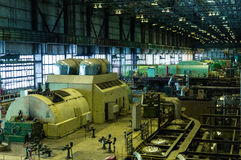 εργοστάσιο Στοκ φωτογραφίες με δικαίωμα ελεύθερης χρήσης