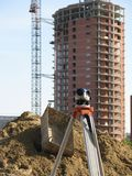 εργοτάξιο οικοδομής Στοκ Φωτογραφίες