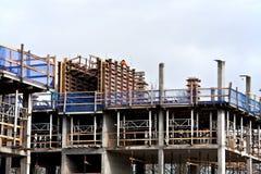 εργοτάξιο οικοδομής Στοκ φωτογραφίες με δικαίωμα ελεύθερης χρήσης
