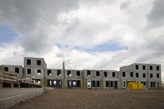 εργοτάξιο οικοδομής 4 Στοκ Εικόνα