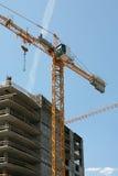 εργοτάξιο οικοδομής Στοκ εικόνα με δικαίωμα ελεύθερης χρήσης