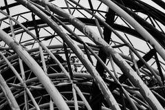 Εργοτάξιο οικοδομής επάνω στενό Στοκ Εικόνες