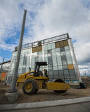 Εργοτάξιο οικοδομής κόλπων TTC Ashbriges - Τορόντο - 01 Στοκ εικόνα με δικαίωμα ελεύθερης χρήσης