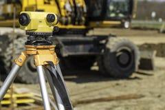 Εργοτάξιο οικοδομής με armature Στοκ Εικόνες