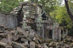 ερείπια Στοκ Εικόνα