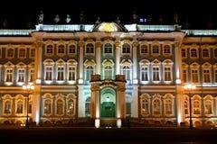 Ερημητήριο στο τετράγωνο παλατιών στην Αγία Πετρούπολη στοκ φωτογραφία με δικαίωμα ελεύθερης χρήσης