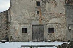Ερημητήριο της Σάντα Φε del Montseny Καταλωνία Στοκ Φωτογραφία