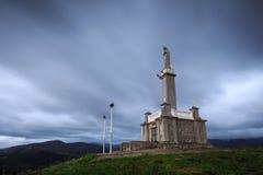 Ερημητήριο Castro Urdiales Στοκ Εικόνα