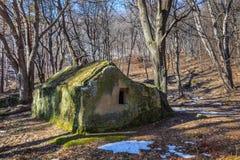 Ερημητήριο Fundatura που βεβαιώνεται το 1678 Στοκ εικόνες με δικαίωμα ελεύθερης χρήσης