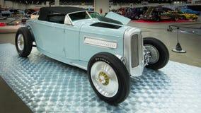 1932 ερμηνεία ανοικτών αυτοκινήτων της Ford Στοκ φωτογραφία με δικαίωμα ελεύθερης χρήσης