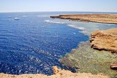 Ερυθρά Θάλασσα της Αιγύπτου Στοκ φωτογραφία με δικαίωμα ελεύθερης χρήσης