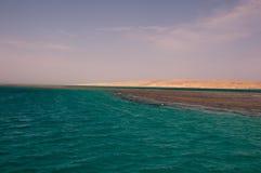 Ερυθρά Θάλασσα Στοκ Φωτογραφία