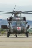 Ερυθρός Σταυρός Blackhawk Στοκ Εικόνες