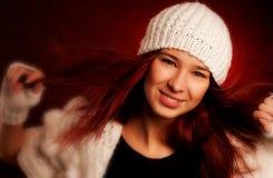 ερχομός στον πόλης χειμών&alph Στοκ εικόνες με δικαίωμα ελεύθερης χρήσης