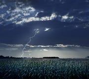 ερχόμενη θύελλα Στοκ εικόνα με δικαίωμα ελεύθερης χρήσης