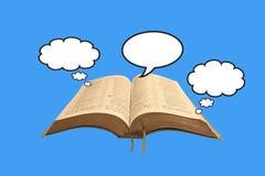 Ερωτήσεις για τη Βίβλο Στοκ φωτογραφία με δικαίωμα ελεύθερης χρήσης