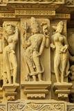 ερωτικός ναός γλυπτικών στοκ φωτογραφία με δικαίωμα ελεύθερης χρήσης