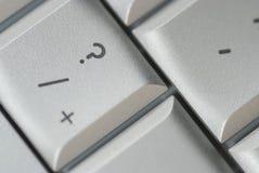 ερώτηση κουμπιών Στοκ Εικόνα