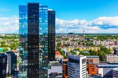 Εσθονία Ταλίν Στοκ Φωτογραφία