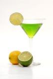 εσπεριδοειδή martini Στοκ Φωτογραφία