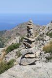 εστίασης lensbaby παραχθείσα κορυφή πετρών πυραμίδων εκλεκτική Στοκ φωτογραφία με δικαίωμα ελεύθερης χρήσης