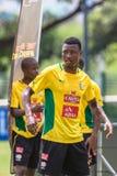 Εστίαση φορέων Bafana Bafana Στοκ εικόνα με δικαίωμα ελεύθερης χρήσης