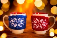 Εστία Χριστουγέννων Χριστουγέννων διακοπές χειμώνας Στοκ φωτογραφίες με δικαίωμα ελεύθερης χρήσης