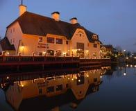 """, Εστιατόριο """"Irish Pub"""", Ομπερχάουσεν, Γερμανία Στοκ Φωτογραφία"""