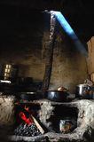 εστιατόριο Θιβετιανός κ&o Στοκ εικόνες με δικαίωμα ελεύθερης χρήσης