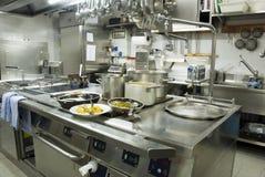 εστιατόριο κουζινών στοκ φωτογραφία