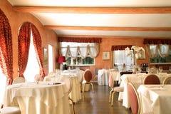εστιατόριο πολυτέλεια&si Στοκ Εικόνες